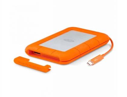 LaCie Rugged Thunderbolt 250GB SSD USB