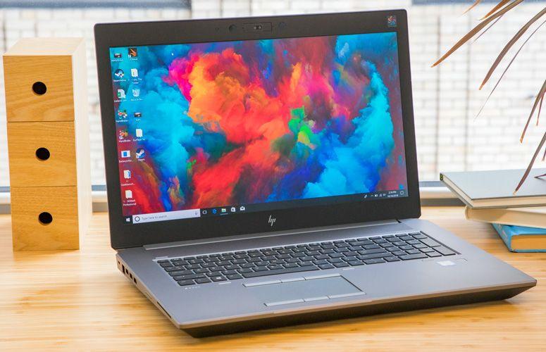 HP ZBook 17 G5 Mobile Workstation  Intel Xeon E2186M Processor