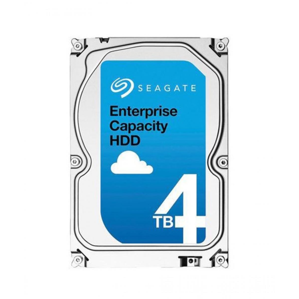 Seagate Enterprise SAS 4TB 7200RPM Hard