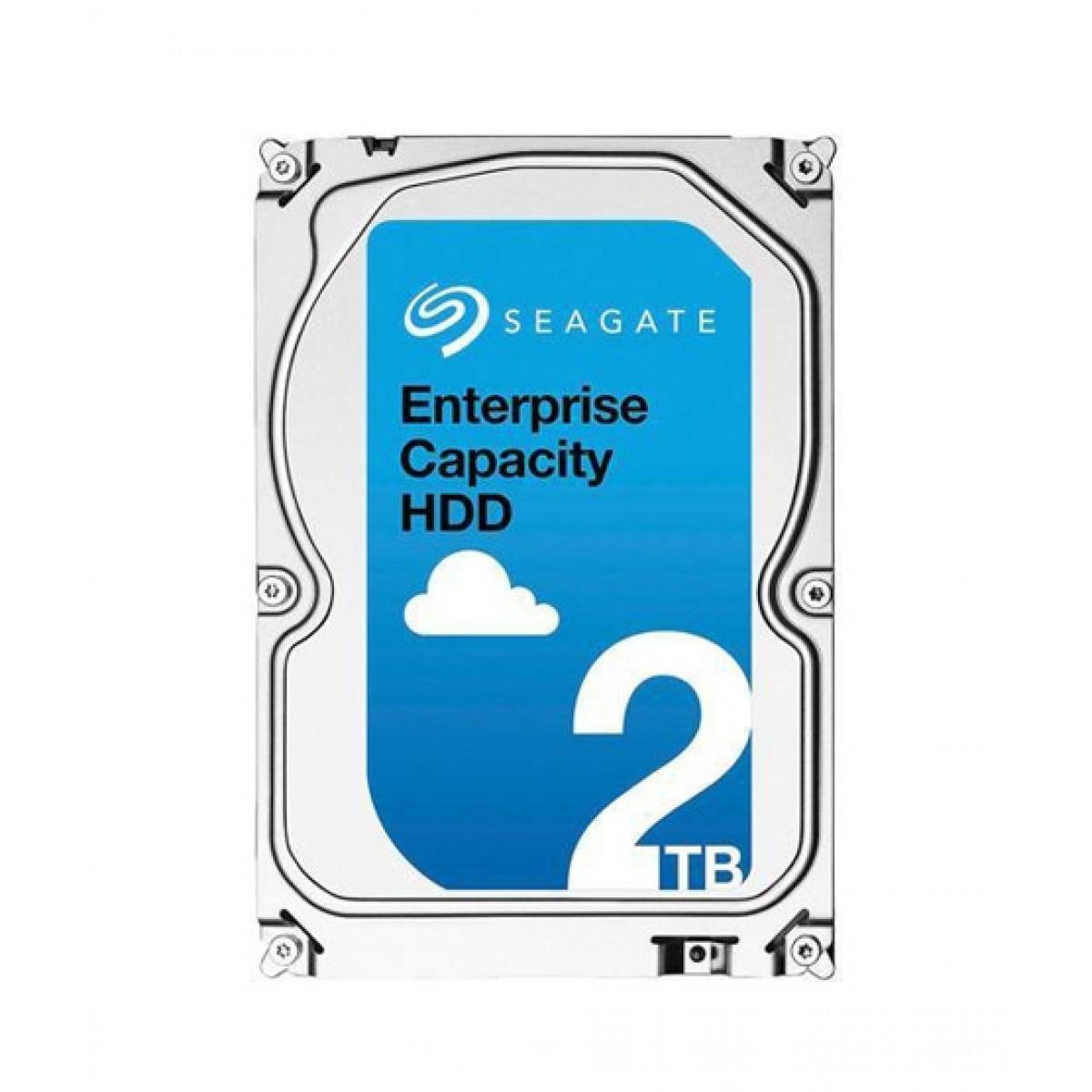 Seagate Enterprise SAS 2TB 7200RPM Hard Drive