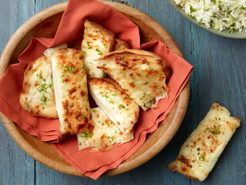 Garlic Cheese Bread (4pcs)