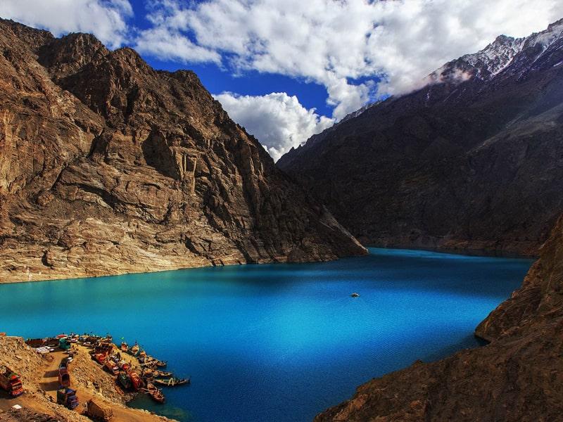 Hunza Valley: Surprise Beauty  Calm