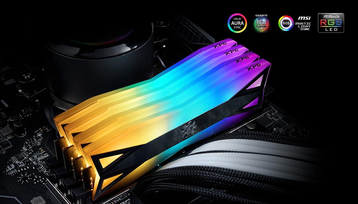 ADATA XPG SPECTRIX D60G 16GB  RGB DDR4 RAM
