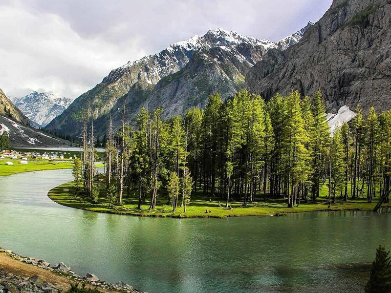 Swat  Kalam Valley