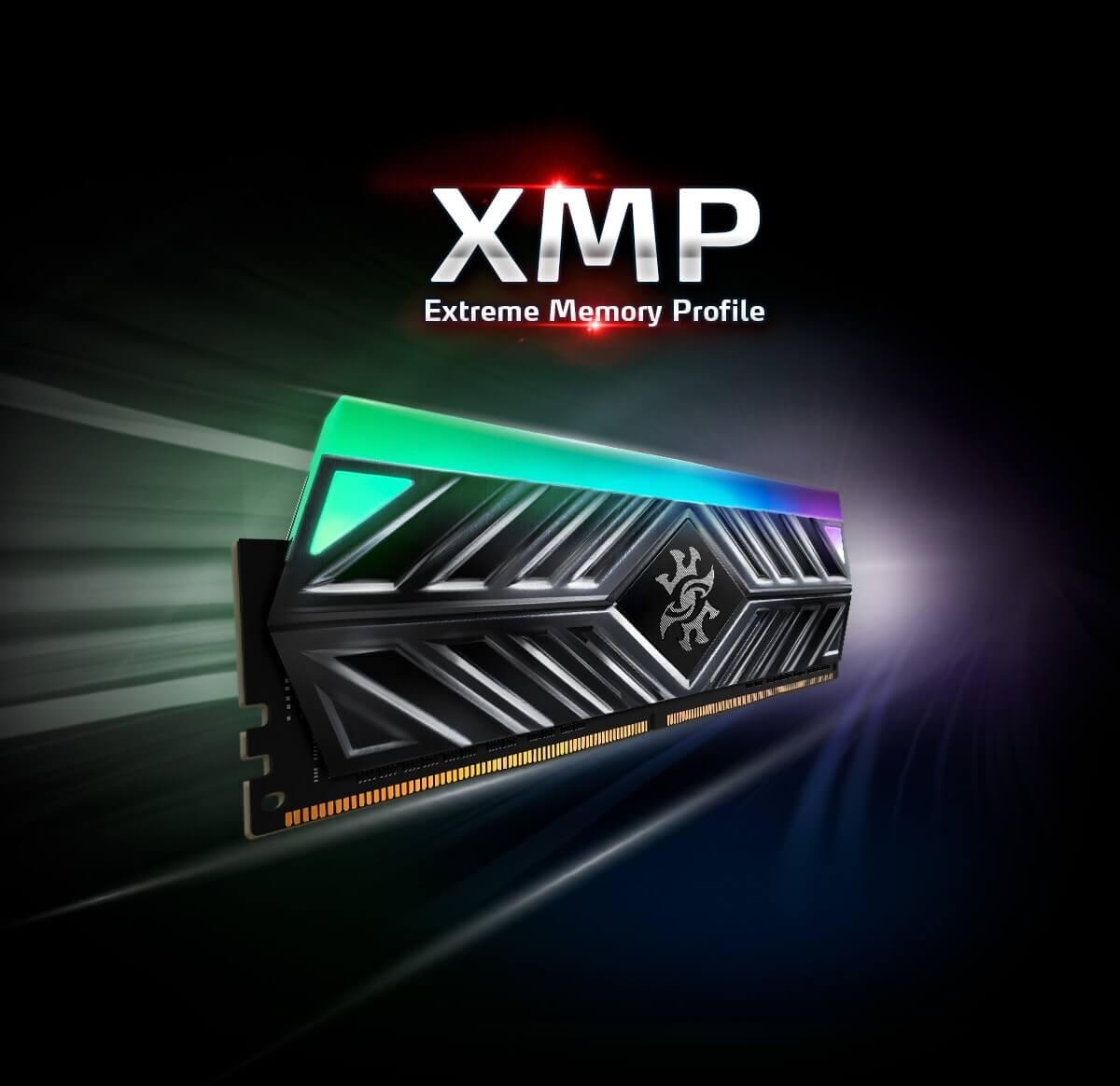 ADATA XPG Spectrix D41 RGB 16GB 3200MHz DDR4 RAM