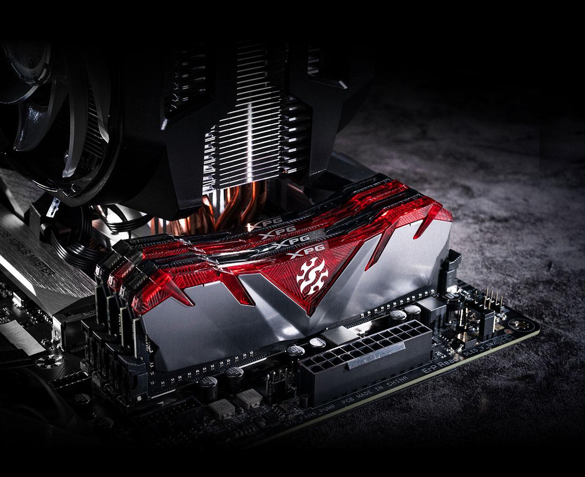 Adata XPG Gammix D30 DDR4  16GB 3200mhz RAM