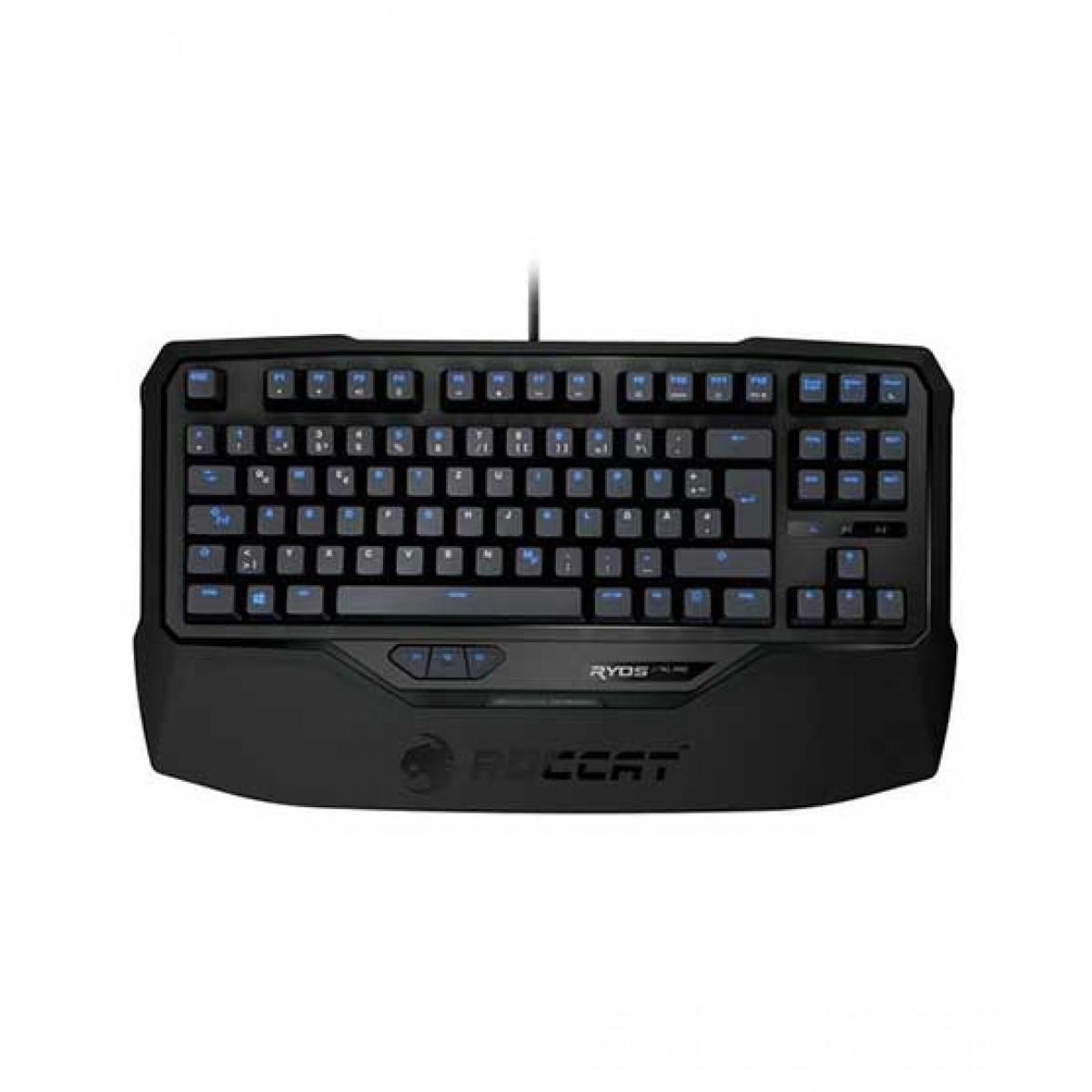 Roccat Ryos TKL Pro Mechanical Gaming Keyboard