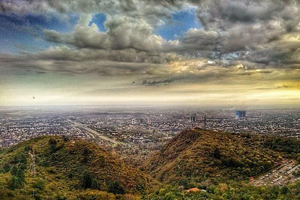 Islamabad City Sightseeing
