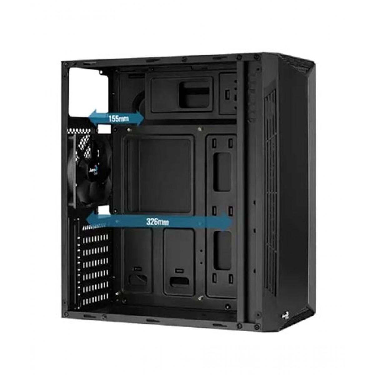 AeroCool Split RGB Mid Tower Case