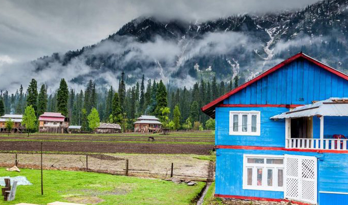 03 Days Trip To Neelum Valley, Kashmir Keran Sharda Arung Kel