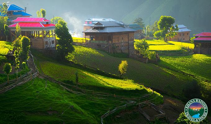 3 Days trip to Neelam valley(Kel, Arang kel, Keran)