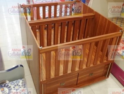 Twins Baby Cot