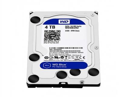 WD Blue 4TB SATA PC Desktop Internal Hard Drive