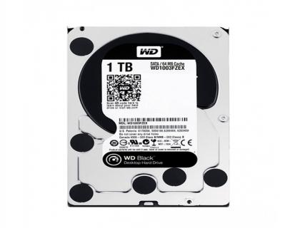 WD Black 1TB SATA Performance Desktop internal Hard Drive