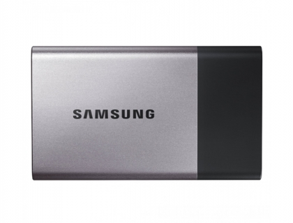 Samsung T3 250GB Portable Solid State Drive