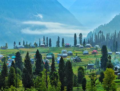 Neelum valley  Tao butt