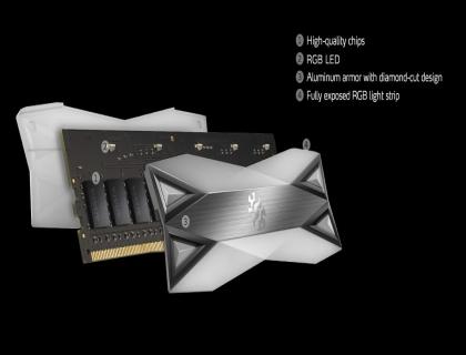 AData XPG Spectrix D60G 16GB 3200MHz  RAM