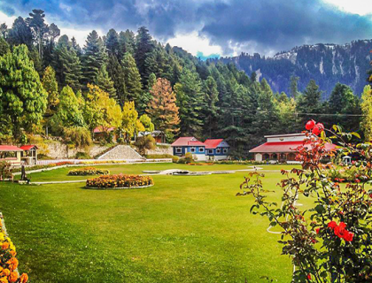 Naran Valley – Not far from paradise