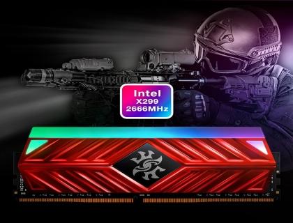 Adata XPG Spectrix 16GB DDR4 2666Mhz RAM