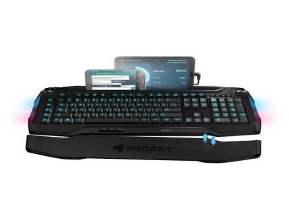 Roccat Skeltr Smart Gaming Keyboard Black