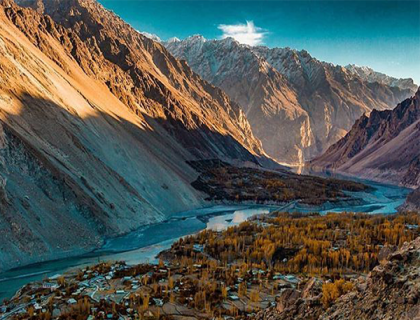 Hunza  Swat: The Significant Scenic