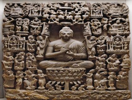 BUDDHISM  GANDHARA