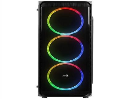 AeroCool SI5200 RGB Acrylic Panel