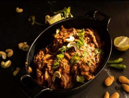 Chicken Qorma Badami