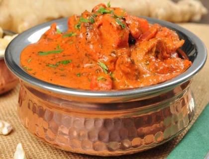 Chicken Patyala
