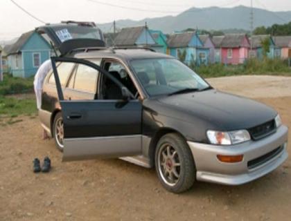 Corolla 1996 model