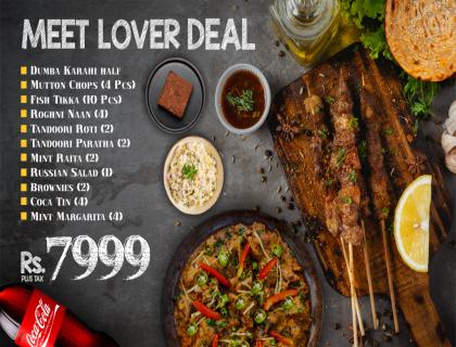 Meet Lover Deal