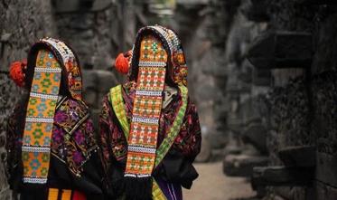 Kalash Valley (Chawmos Festival)