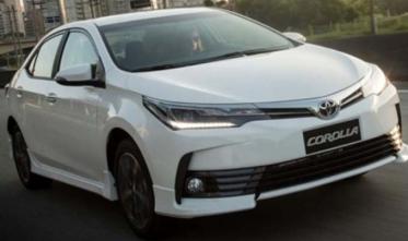 Toyota XLI Corolla