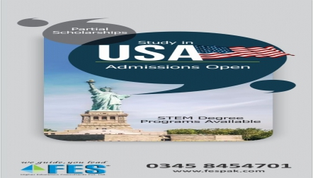 Study In USA,UK,Canada,Malaysia With FES