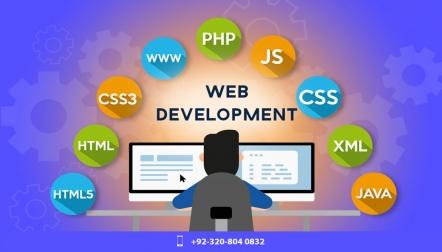 Web Development Web Designing social media markiting