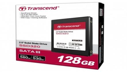 TRANSCEND SSD 128 GB