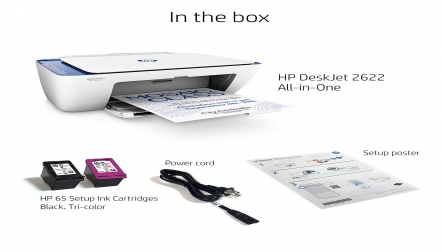HP DeskJet Ink Advantage 2622 AllinOne Printer