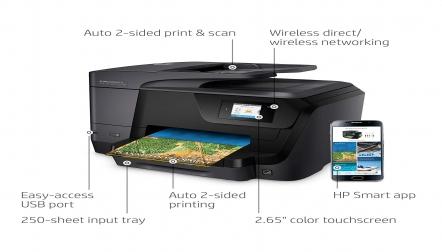 HP OfficeJet Pro 8710 AllinOne Printer