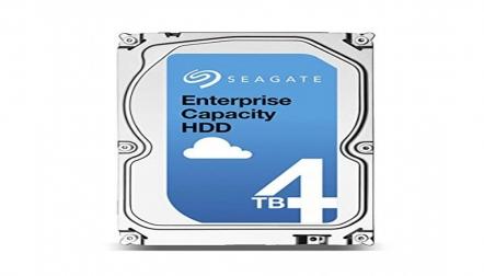 Seagate Constellation 4TB 7200RPM Hard Drive