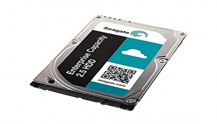 Seagate SAS EXOS 1TB 7200RPM Hard Drive
