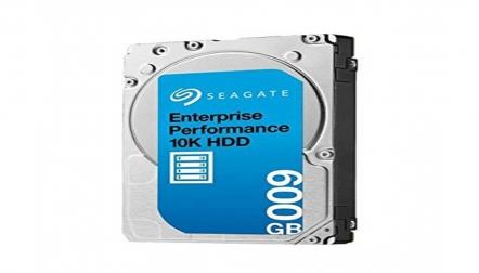 Seagate SAS 600GB 10K RPM Hard Drive