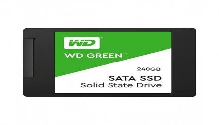 WD Green 240GB SATA PC SSD Internal Hard Drive
