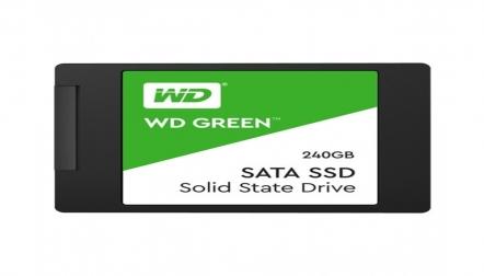 WD Green 240GB SATA III Internal SSD