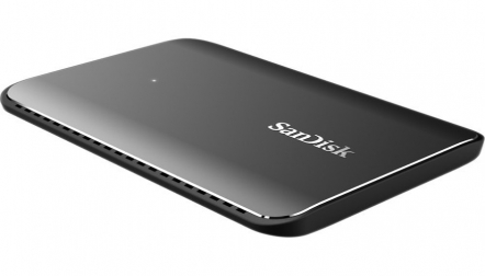 SanDisk Extreme 900 480GB Portable SSD