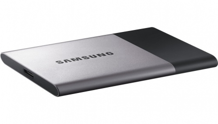 Samsung T3 500GB Portable Solid State Drive