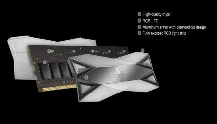AData XPG Spectrix D60G 16GB 3000MHz RAM