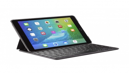 Decoded Leather Bluetooth Keyboard Case For iPad Pro