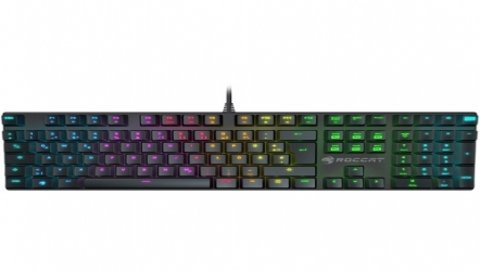 Roccat Suora FX RGB  Brown Switches Gaming Keyboard
