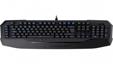 MK Pro Backlit Gaming Keyboard Blue Key Switch