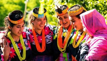 Kalash festival Ultimate Beauty and Adventure